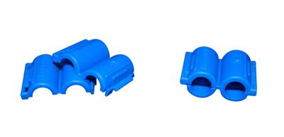 Additive Cap for VIAFLEX Plastic Containers (nonsterile) - Tamper Evident Blue