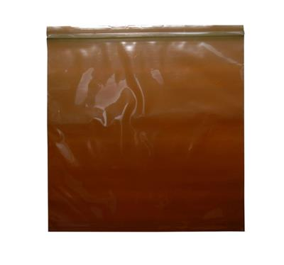 "Amber Seal Top Bag 12"" x 12"" 3ml 1000/case"