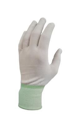 PureTouch Glove Liners Green Cuff Small Full Finger 300/case